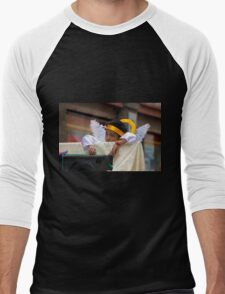 Cuenca Kids 812 Men's Baseball ¾ T-Shirt