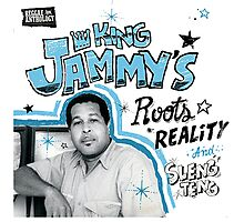 King Jammy's Roots Reality Photographic Print