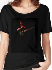 big thief guitar Women's Relaxed Fit T-Shirt