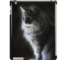 Backlit Kitty iPad Case/Skin