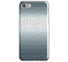Steampunk Silver Metal Design iPhone Case/Skin