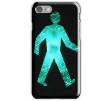 Pedestrian Crossing iPhone Case/Skin