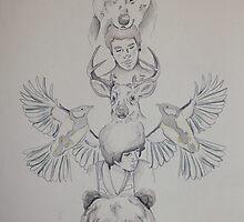 Totem by Charlotte Martina