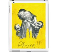 Phone!! iPad Case/Skin