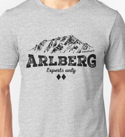 Arlberg Schindlergrat Unisex T-Shirt