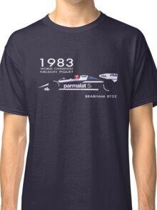 BRABHAM 1983 NELSON PIQUET (1) Classic T-Shirt