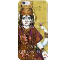 Lakshmi iPhone Case/Skin