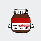 I Workout For Nutella  by Stacey Roman
