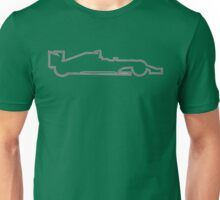 The F1 Track Unisex T-Shirt