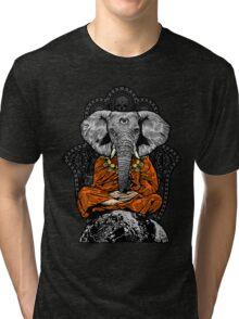Yogaphant Color Tri-blend T-Shirt