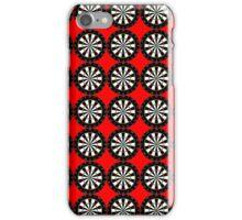 Dart boards iPhone Case/Skin
