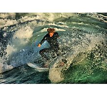 360 Surf Photographic Print