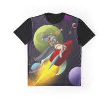 Space Vixen Graphic T-Shirt
