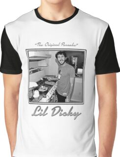 The Original Pancake Graphic T-Shirt