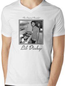 The Original Pancake Mens V-Neck T-Shirt