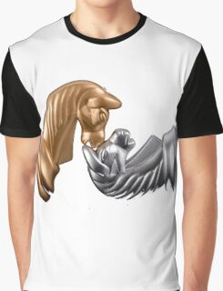 Chess Game Play Graphic T-Shirt