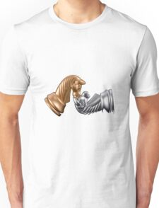 Chess Game Play Unisex T-Shirt