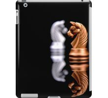 Game Chess Play iPad Case/Skin
