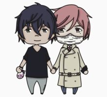 Shirotani and Kurose - 10 count Baby Tee