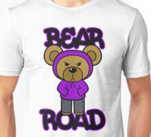 Bear Road (Purple) Unisex T-Shirt