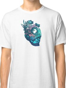 Dishonored - The Heart (Blue) Classic T-Shirt