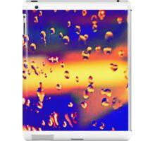 Retro Raindrops iPad Case/Skin