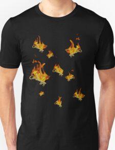 Flaming keys T-Shirt