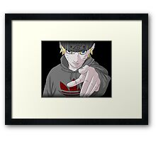 Naruto Roadman (UK Street clothing)  Framed Print