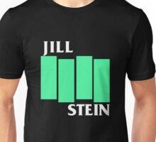 Jill Stein (Black Flag style) Unisex T-Shirt