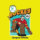 Jacques Plante color variant 2 by thatjessjohnson