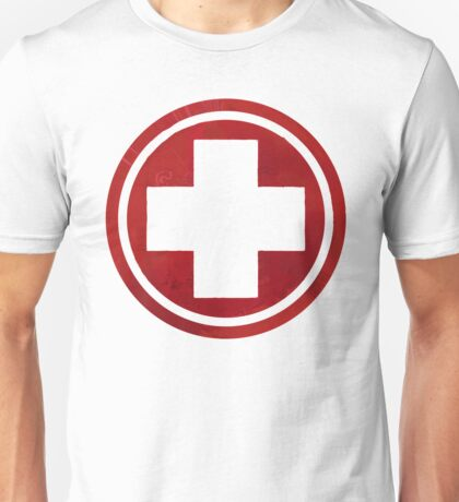 First Aid Symbol Unisex T-Shirt