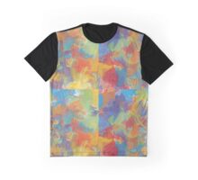 distortions in the message Graphic T-Shirt