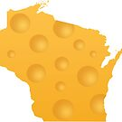 Wisconsin Aged Cheddar by ACImaging