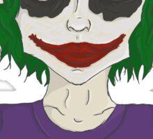 Lil' Joker Sticker