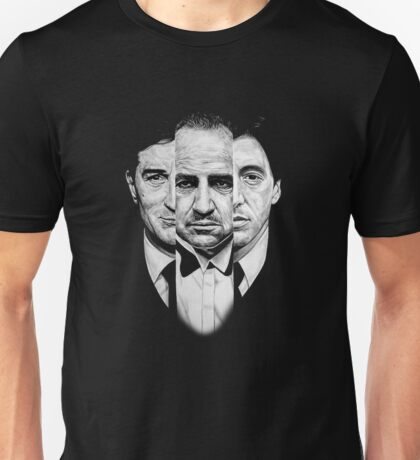 Trilogy - Godfather Unisex T-Shirt
