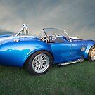Cobra Blue by barkeypf
