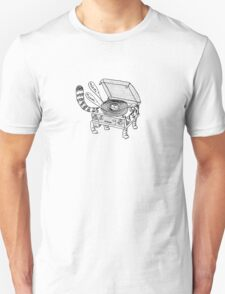 Chat tournant  Unisex T-Shirt