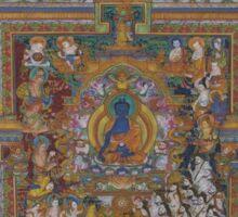 The Medicine Buddha Sticker