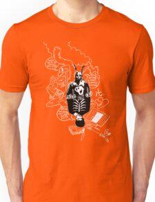 Donnie Darko (Black Background) Unisex T-Shirt