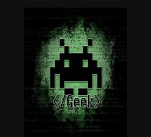 Geek - space invaders  Classic T-Shirt