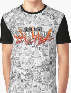 Neon Genesis Evangelion Graphic T-Shirt