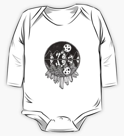 Bewitching Hour One Piece - Long Sleeve