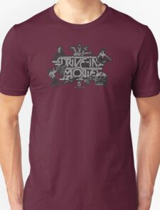 Drive in Movie 2 Unisex T-Shirt