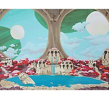 Oban star racers Photographic Print