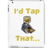 Clash Of Clans - Gold Collector iPad Case/Skin