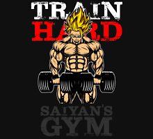 TRAIN HARD - Super Saiyan Version Unisex T-Shirt