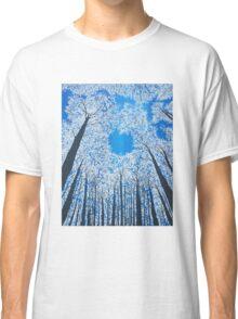 Snow Blossoms  Classic T-Shirt