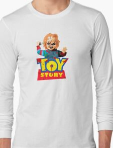 Chucky - A Toy Story (Parody) Long Sleeve T-Shirt