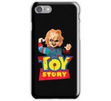Chucky - A Toy Story (Parody) iPhone Case/Skin