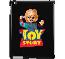Chucky - A Toy Story (Parody) iPad Case/Skin